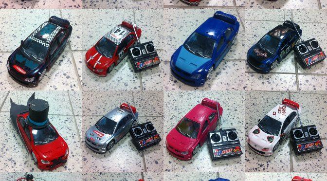 Montage de voitures en technologie !