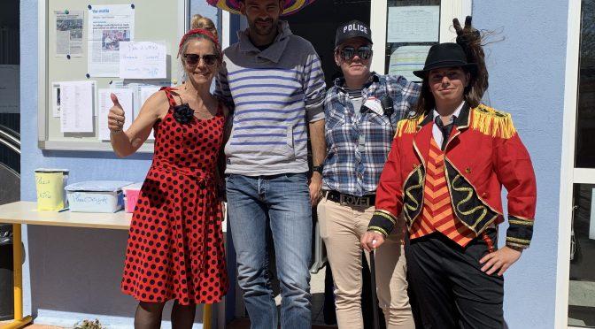 Carnaval au collège : palmarès des meilleurs déguisements