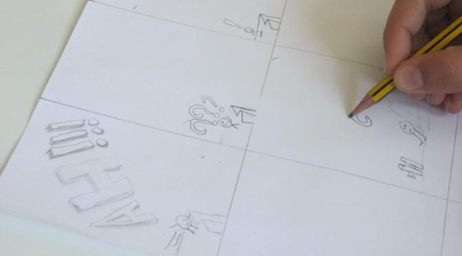 Un dessinateur de Bande Dessinée à la rencontre des élèves de 5ème